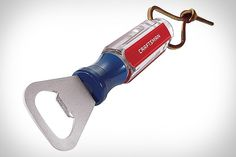 Craftsman Bottle Opener: The Right Tool For The Right Job
