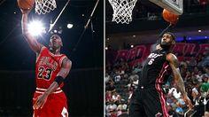 Chasing Jordan (ESPN, Michael Jordan/Lebron James)
