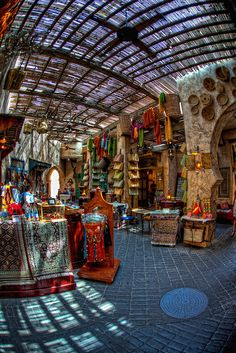 EPCOT Center - Moroccan Gifts by Cory Disbrow, via Flickr