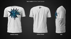 Paul Ulmer first T-Shirt Design
