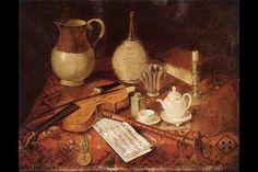 Pieter Gerritsz van Roestraten. Натюрморт
