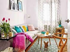 10 Trucos para decorar nuestra primera vivienda