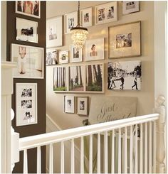 a wedding wall - will have one in next house