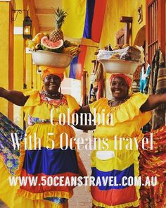 Colombia https://ift.tt/2nlVVZN  #colombia #southamerica #tours #holidays