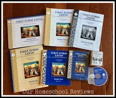 First Form Latin, Memoria Press