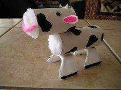TP roll animal crafts: http://www.busybeekidscrafts.com/Toilet-Paper-Roll-Animals.html