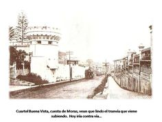 Costa Rica antigua: Cuartel Buena vista