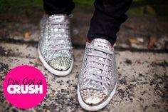 Glitter Shoes! DIY