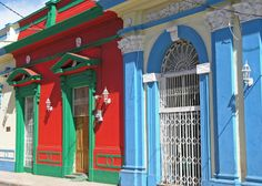 Nicaragua - Colorful Spanish Colonials