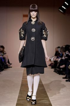 Marni Fall/Winter 2012 collection.