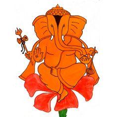 Ganpati Drawing, Tigger, Winnie The Pooh, Disney Characters, Fictional Characters, Drawings, Art, Art Background, Winnie The Pooh Ears