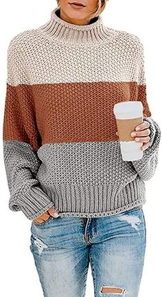 Winter Sweaters, Cute Sweaters, Cable Knit Sweaters, Pullover Sweaters, Sweaters For Women, Oversized Sweaters, Oversize Pullover, Chunky Knit Jumper, Knit Fashion
