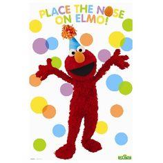 off Sesame Street party tableware! Find Sesame Street party supplies, Sesame Street party favors, Sesame Street birthday decorations, invitations, and more. Elmo Party Supplies, Sesame Street Party Supplies, Elmo Birthday, Birthday Party Games, Birthday Ideas, Game Party, Party Party, Elmo Games, Sesame Street Birthday