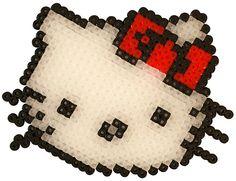 Hama beads Hello Kitty