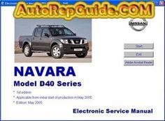 201 best nissan series manual images on pinterest dream cars cars rh pinterest com nissan navara d40 repair manual pdf nissan navara d40 repair manual free download