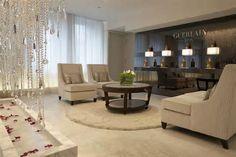 Guerlain Spa at the Waldorf-Astoria Six Hotel, Hotel Spa, Luxury Girl, Luxury Spa, Spa Room Decor, Home Decor, Hotel Room Design, Nyc Hotels, Most Luxurious Hotels