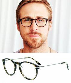 Consigue el estilo de  RyanGosling con  gafas en  carey Pepe Jeans by   0e34104848cc