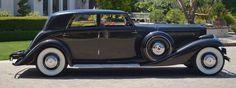 1935 Duesenberg Model JN long-wheelbase berline