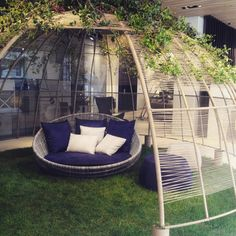 Ambiance estivale chez B&B Italia #ddays #ddays15 #bbitalia #design #paris #ruedubac #instadeco