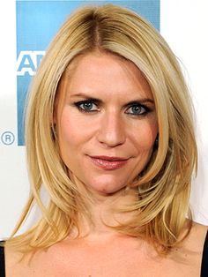 Claire Danes Hairstyles - April 23, 2012 - DailyMakeover.com