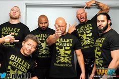 bullet club