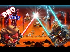 Angry Birds Star Wars 2 character reveals: Anakin Skywalker Sith Apprentice - YouTube