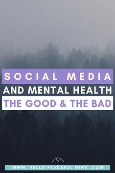 The connection between social media and mental health. Self Development, Personal Development, Health Advice, Health Articles, Stress Relief Tips, Anxiety Relief, Coping Skills, Mental Health Awareness, Stress Management