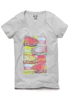 Oakley Snow Goggles Tee