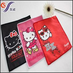 ★Microfiber Cleaning Cloth★ with Hello Kitty  - From Shuangcheng
