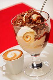 Polewa orzechowo – kakaowa do lodów