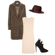 Today's #OOTD: our Brooke Dress and Melanie Coat with #ragandbone Fedora and a pair of #giuseppezanotti heels!   http://www.oxygenboutique.com/Melanie-Coat.aspx  http://www.oxygenboutique.com/Brooke-Dress.aspx #fashion #lookoftheday #trend #instafashion #picoftheday