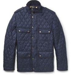 Burberry Brit Quilted Jacket | MR PORTER
