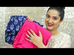 10 Ways to Style Palazzo with Kurtis. How to wear kurti with palazzo pants. My Hindi C Style Palazzo, Palazzo With Kurti, Palazzo Suit, Fashion Wear, Fashion Show, Kurtis Indian, A Line Kurti, Neck Designs For Suits, Evolution Of Fashion