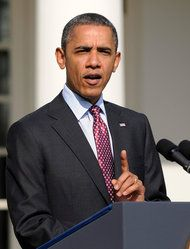 """Obama speaks out on the Trayvon Martin case!: """"If I had a son, he would look like Trayvon"""" #Powerful"""