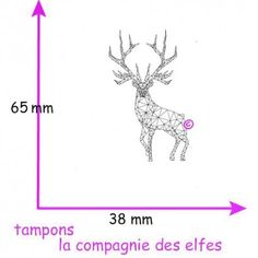 tampon cerf