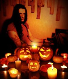 Peter Steele, Type O Negative Happy Halloween!