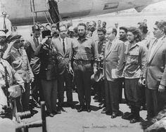 Soekarno Fidel Castro Che Guevara