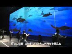 セガ仮想体験型ミュージアム「Orbi(オービィ)」 横浜 - YouTube