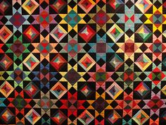 Amish quilt, Lancaster, PA - someday I will own my own handmade quilt and it will be one of my prized possessions.