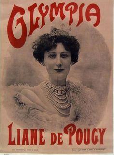 Pandora » Liane de Pougy, un Chef-d'Oeuvre Libertin