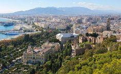 Málaga, by @bbctravel