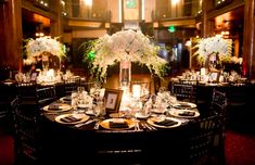 Great+Gatsby+Party+Centerpieces   Flowers. Gatsby loved white flowers, so put them all over! Use tall ...