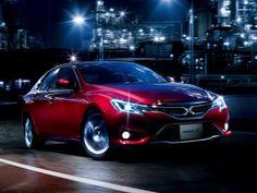 Toyota Mark X 350S (GRX133) '08.2012–pr.