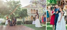 A perfectly colorful spring wedding hosted at Heritage Park in Old Town San Diego. Coordinated by Holly Kalkin Weddings, photos by Studio Sequoia. #heritageparkwedding #sandiegowedding #colorfulwedding #springwedding #bohoweddingideas