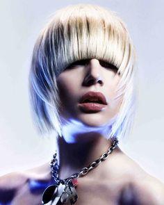 Hairdressers Journal - British Hairdressing Southern Hairdresser Award Winner 2004 - Tina Farey
