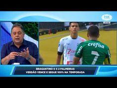 Palmeiras é o time a ser batido analisa comentarista ao analisar a seque...