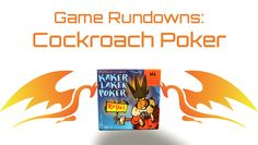 Cockroach Poker -  Run Down