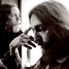 Chris & Rich Robinson of The Black Crowes, without them the 90s would not have known rock