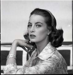 Capucine by Peter Basch