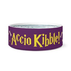 Accio Kibble